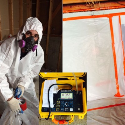 Asbestos Paint Removal - Asbestos Removal - New Hampshire